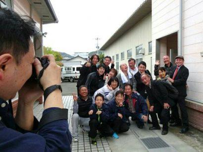 篠山演劇サークル「花いちもんめ」の皆さん